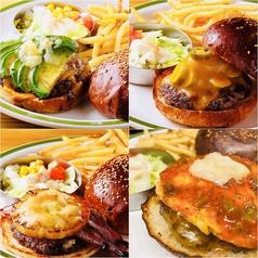 THE BURGER SHOP do ザ バーガー ショップ ドウのおすすめ料理1