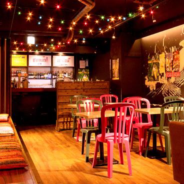 パクチービレッジ Pak-chee Village 新宿店の雰囲気1