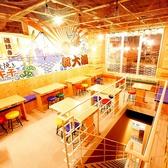 貸切要相談で承ります!1階20名、2階35名までOK!海鮮居酒屋 浜キチ 茶屋町店で、楽しい宴会をぜひ♪会社宴会、女子会、同窓会などなど、様々なシーンにぴったりの飲み放題コースもございます!天ぷら、お寿司などなど新鮮魚介、梅田茶屋町の海鮮料理を楽しみたいなら、浜キチへ!