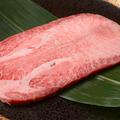 料理メニュー写真黒毛和牛 (25g) 牛タン1枚焼