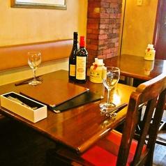 Wine&Pasta DEPART 駅前店の雰囲気1