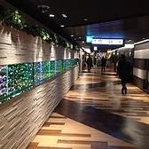 博多駅から地下で直結!雨の日も安心♪