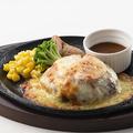 料理メニュー写真【テイクアウト可】イタリアンハンバーグ※M(180g)の料金です