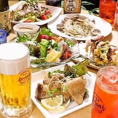 食処ニライ亀蔵のおすすめ料理1