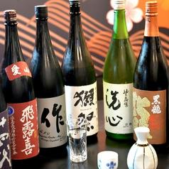 日本酒セルフ 酒蔵のおすすめ料理1