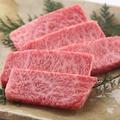 料理メニュー写真日本三大和牛 神戸牛特選カルビ