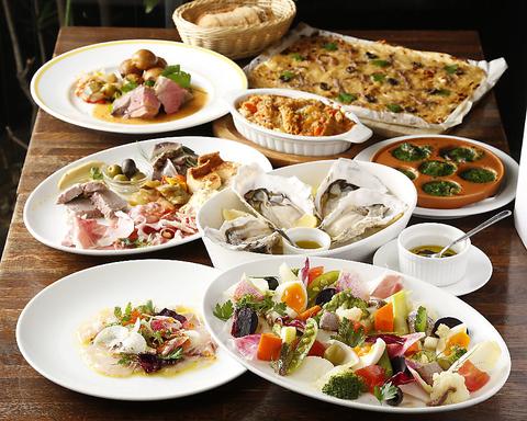 サンピエールはフランス語でマトダイの意味。魚介が美味しいフレンチバルです!
