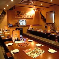 甘太郎 新横浜 たあぶる館店の雰囲気1