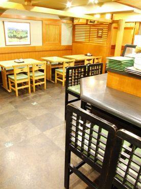 長嶋 鴨料理 山海料理の雰囲気1