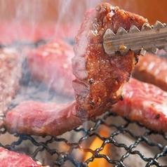 肉屋の炭火焼肉 和楽の写真