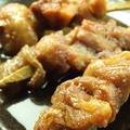 料理メニュー写真とり皮(塩・タレ)