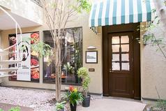 106 サウスインディアン レストラン&バー 天神店の外観2