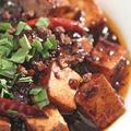 料理メニュー写真四川マーボー豆腐