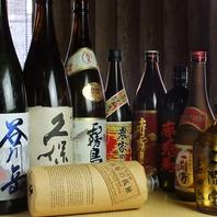 鮮魚に銘柄鶏、お料理に合う日本酒・焼酎も豊富に