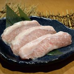 料理メニュー写真豚トロ