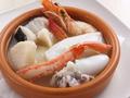料理メニュー写真海のアヒージョ