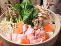 料理メニュー写真仙台名物せり鍋