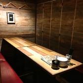 少人数の個室やテーブル席もご用意しています!飲み会にご利用ください★