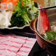 ナカムラの食べ放題コースは贅沢に鹿児島県産豚を使用!