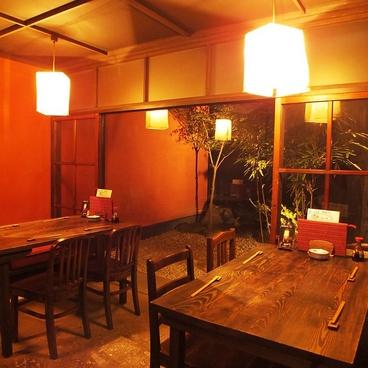 天ぷら呑み屋 ツキトカゲ 新町店の雰囲気1