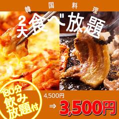 韓国料理 江南スタイル 新大久保店のおすすめ料理1