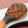 料理メニュー写真そば焼き味噌