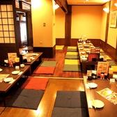 梵天食堂 泉中央駅ビル店の雰囲気2