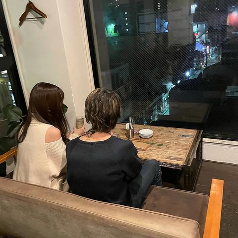 デートプラン☆特別ディナー豪華7品4500円コース≪乾杯のドリンク付き≫