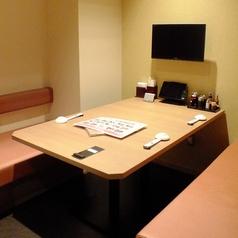 【すずらん】個室テーブル席