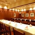 【宴会向け】歓迎会・送別会・懇親会など各種ご宴会に最適な宴会コースをご準備。飲み放題は、自慢の生ビールをはじめ、日本酒、本格焼酎、カクテルなど多数のアイテムをご準備。個室は、10名様~40名様まで御人数様にあわせてご用意致します。落ち着いた空間と美味しい料理をご堪能くださいませ。