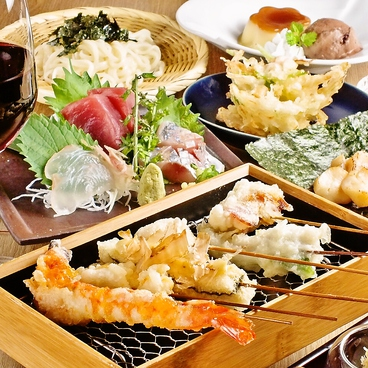 海鮮串天ぷら 中野家 東中野店のおすすめ料理1