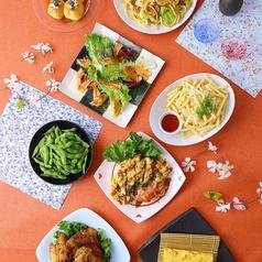 鶏料理個室ダイニング 風花 かざはな 六甲道駅前店のコース写真