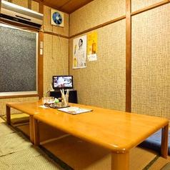 個室は10名×2部屋!仕切りを開くと20名様までご利用可能です!