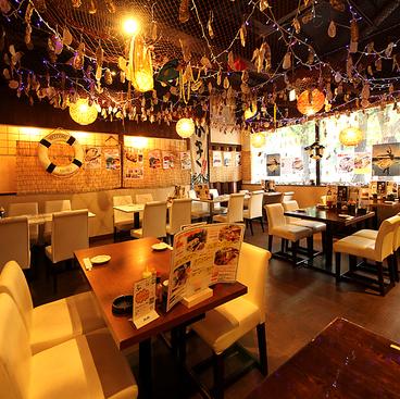 居酒屋 浜の牡蠣小屋 関内本店の雰囲気1