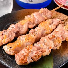 【数量限定】はかた地鶏 もも串(塩・タレ)