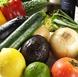 季節の有機野菜が旨い!