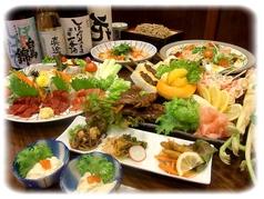 和利館 松本のコース写真
