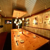 イタリア食堂 MARU。の雰囲気3