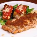 料理メニュー写真豚肉のロースステーキ