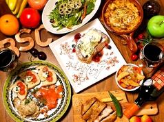 チーズアンドコー ブランクスペース カフェ cheese&co. BLANK SPACE CAFEの写真