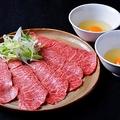 料理メニュー写真【博多駅東限定】焼きすきサーロイン卵付き