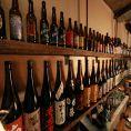 日本酒をはじめ、焼酎、リキュールもこだわりの一杯を豊富にご用意!★自由が丘 居酒屋 鍋 貸切 記念日 歓送迎会