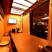 テーブル個室は、最大26名様までお座りいただけます。大宮/居酒屋/女子会/しゃぶしゃぶ/宴会
