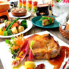 瓦 ダイニング + kawara CAFE&DINING 恵比寿店のおすすめ料理1