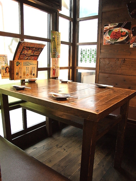 トンマッコル 上野店の雰囲気1