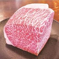 梵道留特製の熟成肉