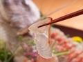 料理メニュー写真鯛の活造り