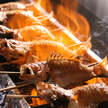 料理メニュー写真のどぐろ塩焼き/煮付け