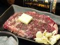 料理メニュー写真サーロインステーキ200g