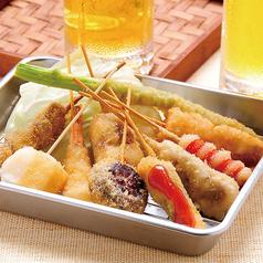 串かつ じゃんじゃん 心斎橋アメ村店のおすすめ料理1